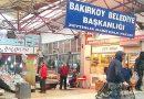 """HALK PAZARINA TEBLİGAT """"30 GÜN İÇİNDE BOŞALTIN"""""""